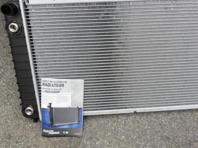 masalah radiator